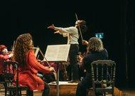 Français - La Répétition d'opéra, en création française à l'Angers-Nantes Opéra pour un nouveau festival numérique