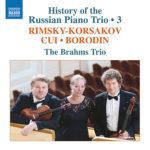 Le Trio Brahms complète son panorama de Trios à clavier russes