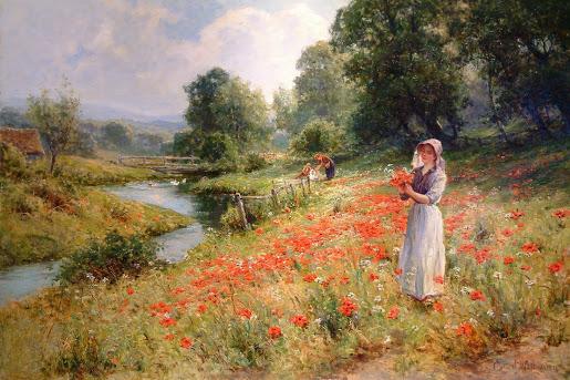 Schubert, Junto al arroyo en primavera D.361