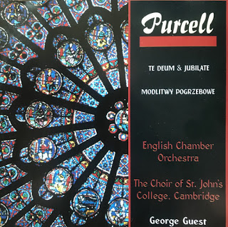 Purcell: Music for the Funeral of Queen Mary Z.860