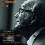 Conférences et masterclass, un DVD de quatre heures avec Alfred Brendel