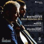 Beethoven par Raphaël Pidoux et Tanguy de Williencourt, avec des instruments rares