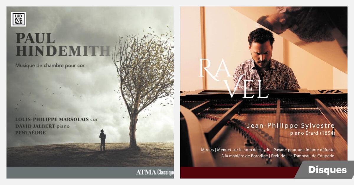 DISQUES| Trois compositeurs, trois disques passionnants