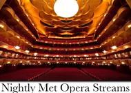 Français - Streaming : les rendez-vous du Metropolitan Opera jusqu'au 18 avril