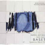 Vicente Baset et ses symphonies