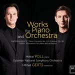 Concertos de Rachmaninov et Tubin, deux visages du pianiste Mihkel Poll