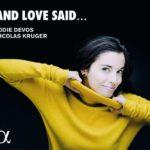 Jodie Devos s'épanouit dans un éventail de mélodies anglaises