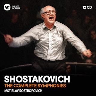 Las mejores versiones de las sinfonías de Shostakovich
