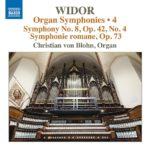 Pénultième jalon de l'intégrale des Symphonies de Widor chez Naxos