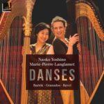 Naoko Yoshino et Marie-Pierre Langlamet, deux harpes dans l'Europe du XXesiècle