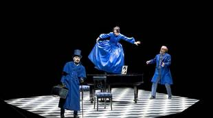 Français - Des Contes sans vraiment Hoffmann à l'Opernhaus Zürich