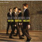 Le Quatuor Modigliani radieux dans trois chefs-d'œuvre de Haydn, Bartók et Mozart
