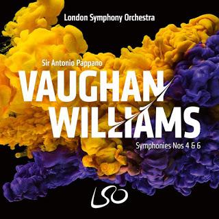Vaughan Williams por Pappano: nihilismo en estado puro