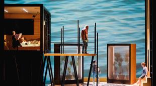 Français - La Mort à Venise à l'Opéra national du Rhin : la Cité de l'enfant perdu