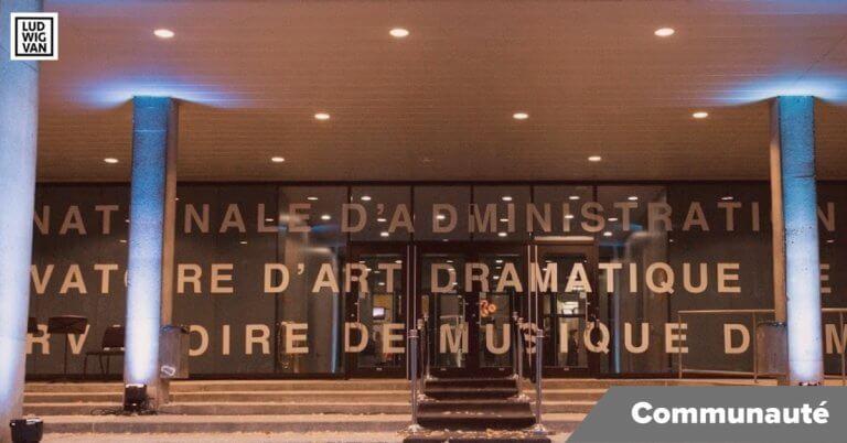 NOUVELLE   Le Conservatoire annonce son événement-bénéfice avec de grands noms au programme
