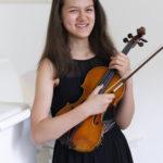 Maya Wichert, Prix découverte des ICMA 2021