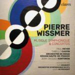 Musique symphonique et concertos de Pierre Wissmer