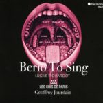 Berio et la quintessence de la voix, avec Lucile Richardot et les Cris de Paris
