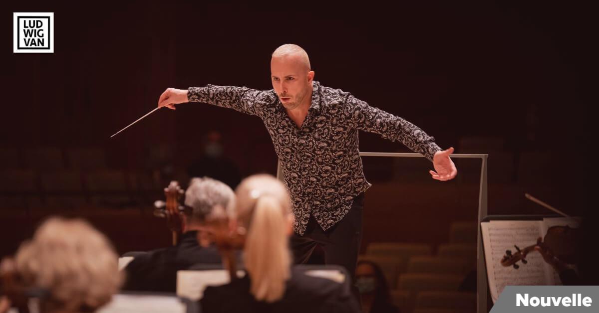 NOUVELLE | L'Orchestre Métropolitain récolte 450 000$ avec son événement-bénéfice