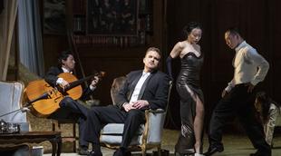 Français - Didon et Énée rechargé au Grand Théâtre de Genève