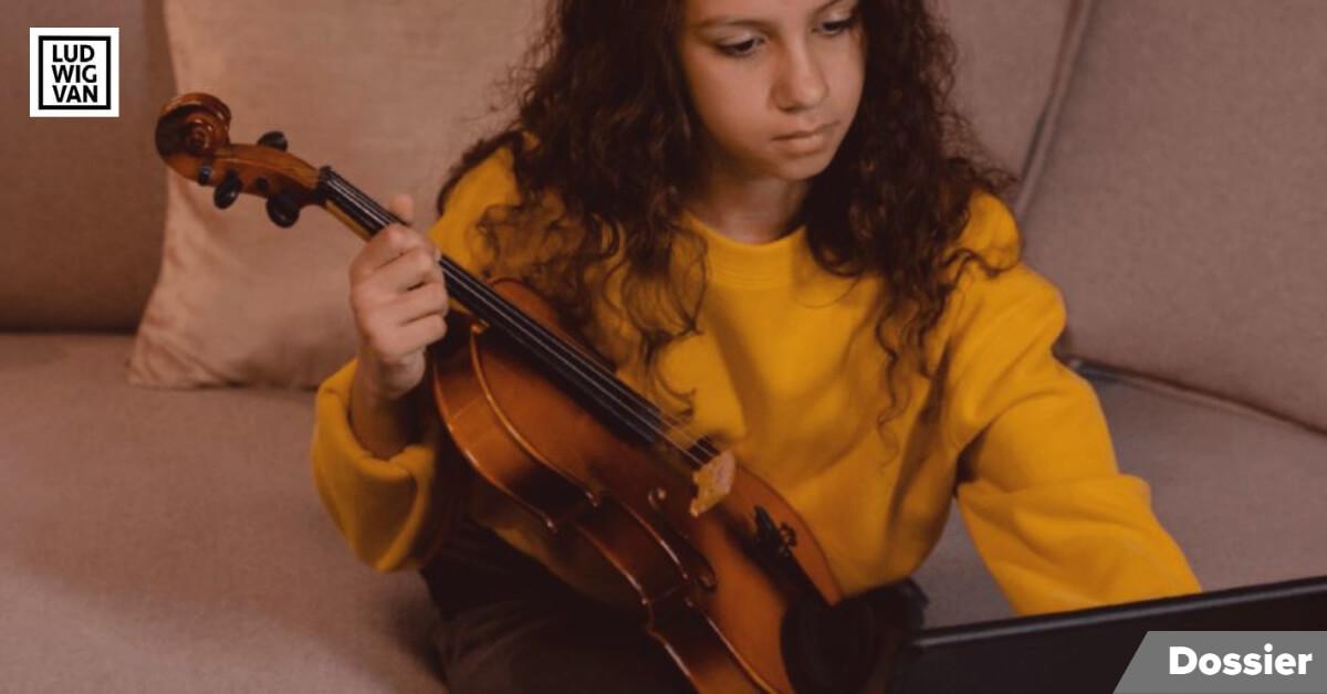 DOSSIER |  Le Concours OMNI: un concours pour encourager les jeunes musiciens à persévérer
