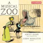 Un délicieux récital dédié aux animaux par Ashley Riches et John Middleton