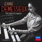 Retour de Jeanne Demessieux chez Decca Eloquence