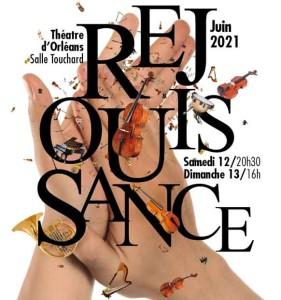 ORCHESTRE SYMPHONIQUE D'ORLÉANS : Réjouissance (Bizet, Milhaud,…)