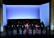 Français - Ana Durlovski, Alcina interstellaire à l'Opéra national du Rhin