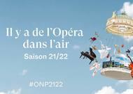 Français - Une saison 2021-2022 du renouveau à l'Opéra de Paris : entre ambition et prudence