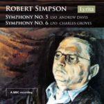 Des archives symphoniques de la BBC pour l'Anglais Robert Simpson