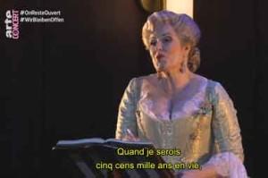 STREAMING opéra, critique. R. STRAUSS : Capriccio, Dresde. Nylund, Thielemann, le 23 mai 2021