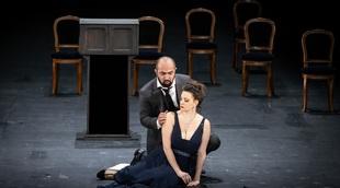 Français - Tosca toujours plus loin, toujours plus proche, à l'Opéra de Lille