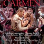Anna Caterina Antonacci, une Carmen de feu, plus vraie que nature