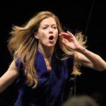 Barbara Hannigan galvanise le Philhar' et le public dans Stravinsky, Offenbach et Weill