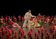 Français - Marc Mauillon, Orfeo luxueux dans production éteinte à l'Opéra Comique