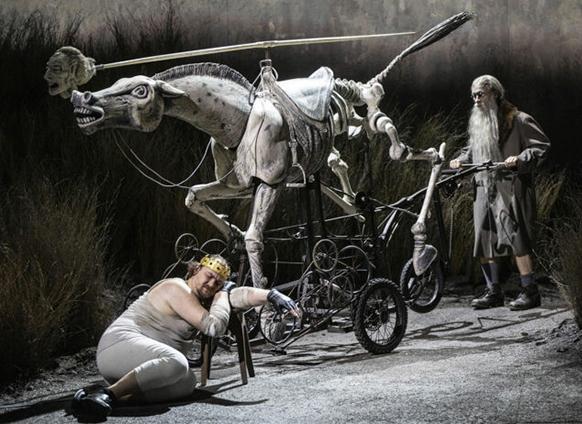 CRITIQUE opéra. LYON, le 2 juin 2021. RIMSKI-KORSAKOV, Le Coq d'or. Rustioni  / Kosky