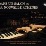 Autour d'un piano Erard de 1838, évocation des salons parisiens à l'heure romantique