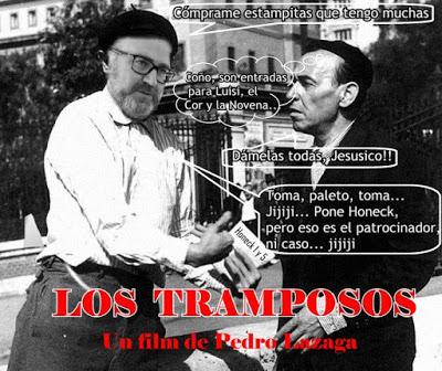 LA NOVENA DE LES ARTS. EL TIMO DE LA ESTAMPITA