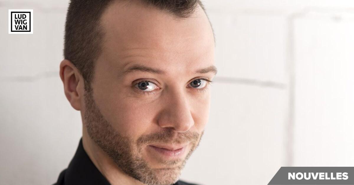 EXCLUSIF   Jean-Willy Kunz nommé organiste titulaire à Saint-Jean-Baptiste, et nouveau partenariat avec le CIOC