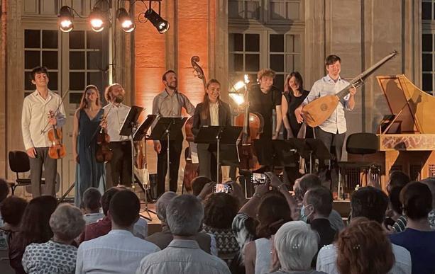 CRITIQUE, concert. Avignon, le 12 juin 2021. VIVALDI, airs.  Lea Desandre, Ensemble Jupiter, Thomas Dunford