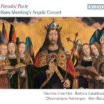 Musique vocale et instrumentale vers l'an 1500: autour d'un retable d'Hans Memling