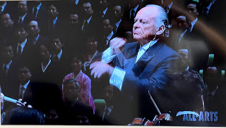 ALL ARTS Channel Broadcast - New York Philharmonic Concert in Pyongyang.  May 17, 2021.