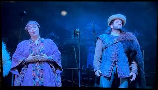 Metropolitan Opera at Home - Puccini's Turandot.  April 26, 2021.