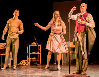 Review of Malcolm Arnold's The Dancing Master at Buxton International Festival