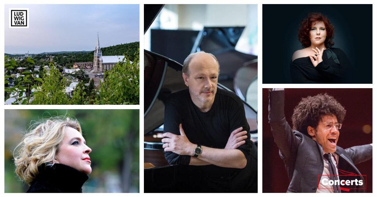 GUIDE | Musique classique: les concerts à ne pas manquer pour l'été 2021 au Québec