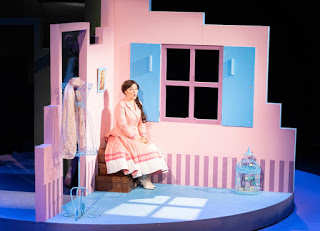 Review of The Barber of Seville at Clonter Opera
