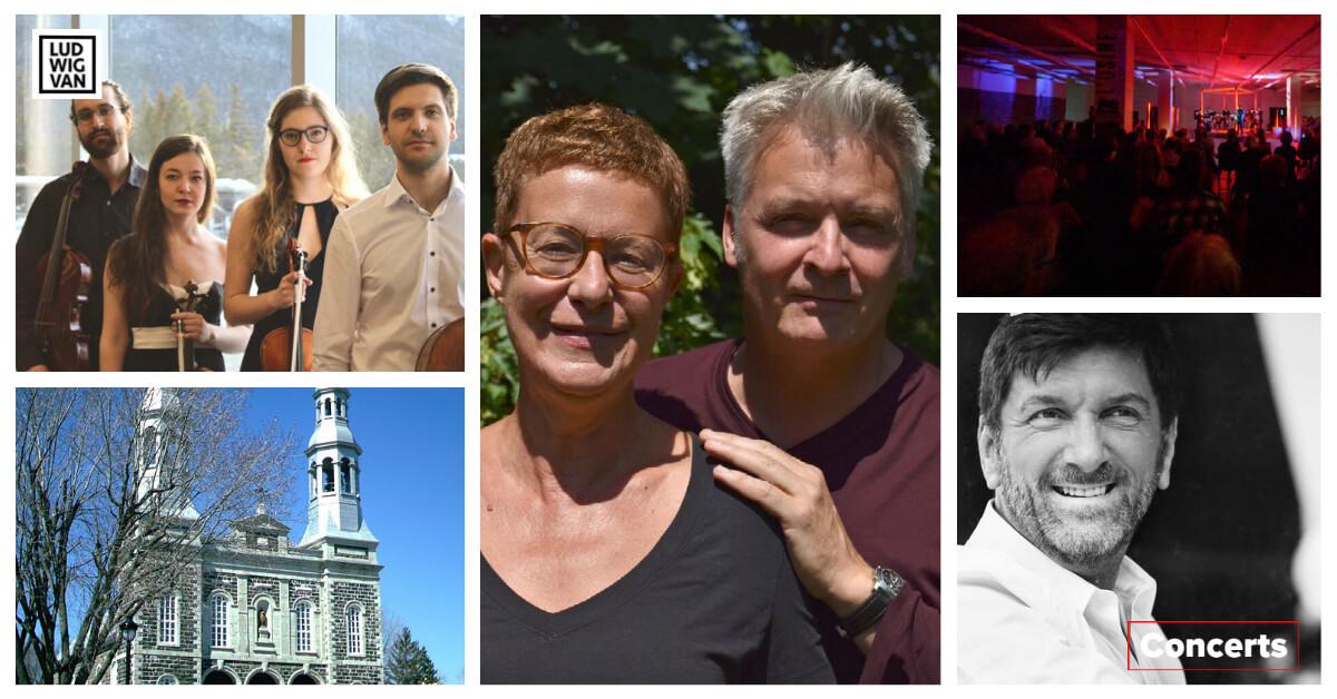 NOUVELLE  |  Les Concerts Ahuntsic en fugue de retour en août avec quatre événements
