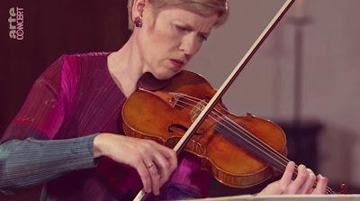 Johann Sebastian Bach: Sonata No.3 in C major for Solo Violin, BWV 1005 – Isabelle Faust (HD 1080p)