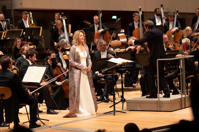 Musikfest Berlin (1) - Fleming/Concertgebouw/Harding - Stravinsky, Messiaen, and Debussy, 31 August 2021